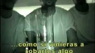MAFS BLOOD ser emigrante (videoclip)
