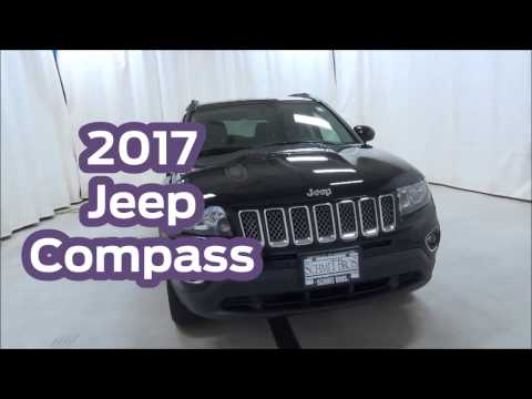 2017 Jeep Compass at Schmit Bros Jeep/Dodge/Chrysler in Saukville, WI!