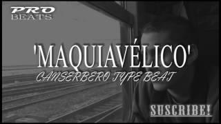 Base De Rap Triste ''Maquiavélico'' Canserbero Type beat x Instrumental Hip Hop