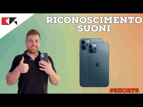 Trucco iPhone: riconoscere i suoni e ric …