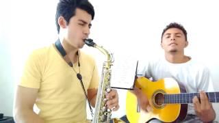 CCB Hino 248 - Gloria Aleluia Sinto Jesus - Sax Cover (Rangel Félix)
