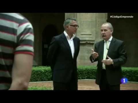 Intervención de Juan Mateo, autor y conferenciante de LID, en Código Emprende de TVE