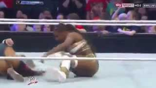 Naomi Top 10 Moves