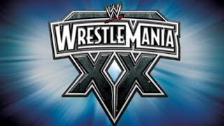 Wrestlemania 20(XX) Theme Song ''Step up'' by Drowning Pool