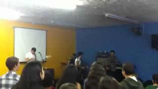 Senhor Deus está no meio de ti - Banda Mosaico - CULTO EX 22/04/12