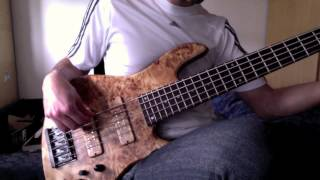 Not Yet - Michel Camilo [ Anthony Jackson Bass Cover ]
