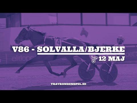V86 tips Solvalla/Bjerke | 12 maj 2021