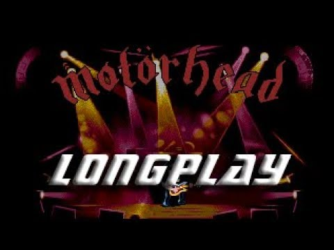 Longplay #159 Motorhead (Commodore Amiga)