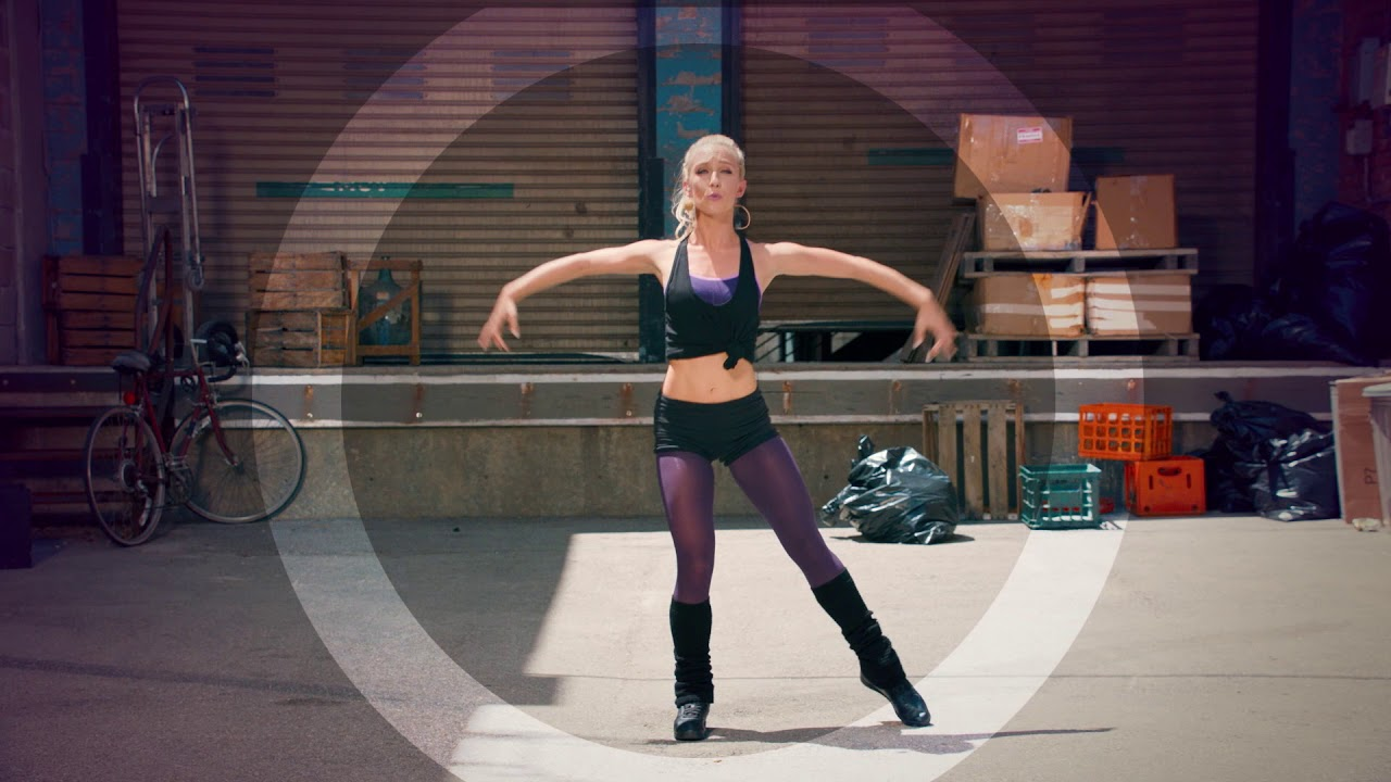 Cyberobics- Move it! Jazz Dance