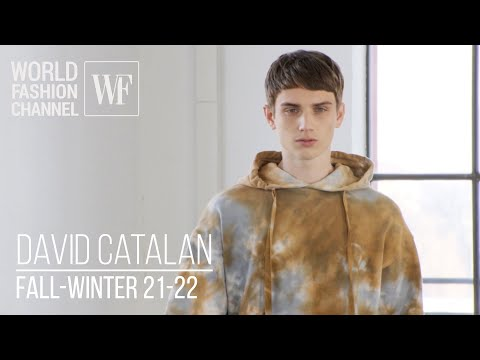 David Catalan fall-winter 21-22 | Milan men's fashion week