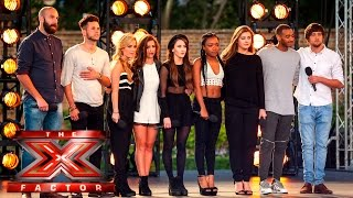 Will it be a Wonderful World for Group 10? | Boot Camp | The X Factor UK 2015