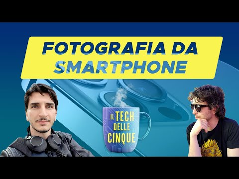 La fotografia da smartphone