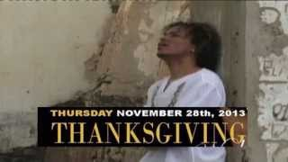 ZE DELGADO LIVE NOV.28 THANKSGIVING DAY