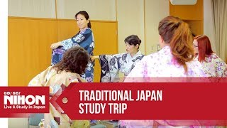 Go! Go! Nihon Presents the Traditional Japan Course