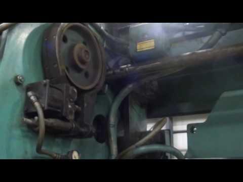 1980 WYSONG MODEL 90-8 MECHANICAL PRESS BRAKE, 90 TON  X 10'