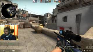 Captain AWP Ace on Livestream, Yes It Actually Happened.