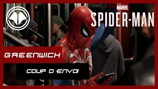 Spiderman PS4 - Coup d'envoi, Mission annexe Greenwich