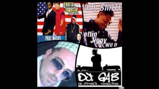 Pras feat O.D.B. mya Ghetto Superstar vs Will Smith Getting jiggy with it MASH UP by DJ GAB