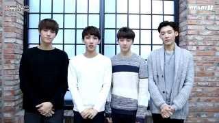 하트비(HeartB) 2016학년도 수능 D-1 응원메세지 영상