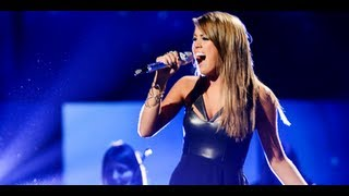 "Angie Miller ""Cry me A River"" (Top 4) - American Idol 2013"