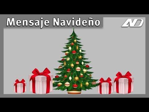 Mensaje Navideño y un regalo para ustedes