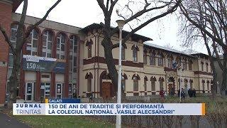 "150 de ani de traditie si performanta la Colegiul National ""Vasile Alecsandri"""