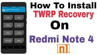 How to install twrp on redmi note 4 videos / InfiniTube