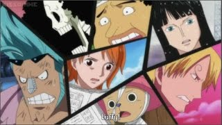Straw Hats Learn About Ace's Death ! One Piece - ENG SUB