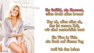 Helene Fischer -  Viva La Vida - Instrumental