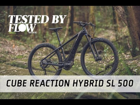 Tested: Cube Reaction Hybrid SL 500 Review - Flow Mountain Bike
