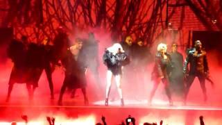 Lady GaGa - Monster HD (Live @ Nokia Theatre 12/22/09)