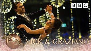 Vick Hope & Graziano Di Prima Waltz to 'Somewhere' - BBC Strictly 2018