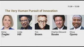The Human Pursuit of Innovation