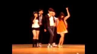 MonaLisa Dance Team Big Contest - The Boy Remix
