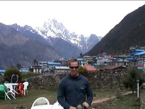 Himalayan Trek Ch (1): Kathmandu to Namche Bazar