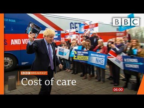 Boris Johnson to unveil overhaul of social care in England @BBC News live 🔴 BBC