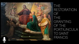 Big Isn't Better, It's Just Better; The Restoration of St. Francis