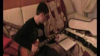 mtc biile jean guitar cover.wmv