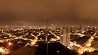 Fogos de Artificio em 360 - Virada do Ano 2016/2017