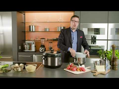 Bosch AutoCook – ett helt nytt sätt att laga mat!