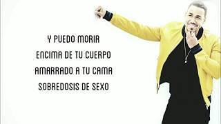 Romeo Santos - Sobredosis Ft. Ozuna (Letra) 4k!