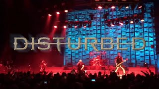 """Disturbed - """"Ten Thousand Fists"""" (Live in Saratoga Springs, NY) [7/12/16]"""