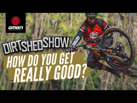 How Much Do You Need To Ride To Be Really Good At Mountain Biking"