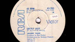 Shabby Tiger - Lovely Lady.wmv