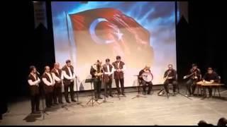 Süleyman Özer - Şehit Kasidesi -Alanya - Kasim 2015