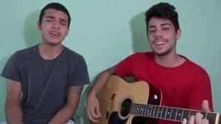 Contar pra quê - Henrique & Juliano (João Victor & Gabriel-cover)