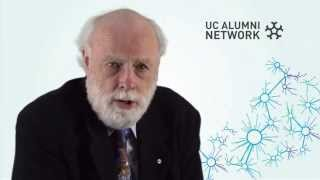 How to decide what to do with your life: advice from alumnus Dr Ray Edmondson, OAM