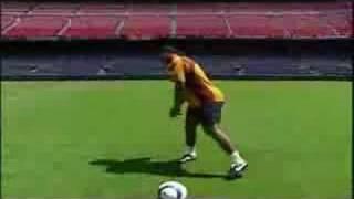 Ronaldinho Tricks