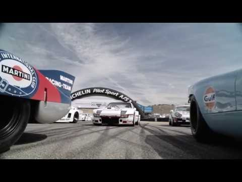 A look back at Rennsport Reunion V:  A gathering of dreamers.