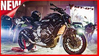 MA NOUVELLE MOTO - MT 07 ! UN RÉGAL  😈🔥